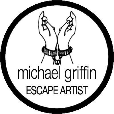 MICHAEL GRIFFIN - Escape Artist