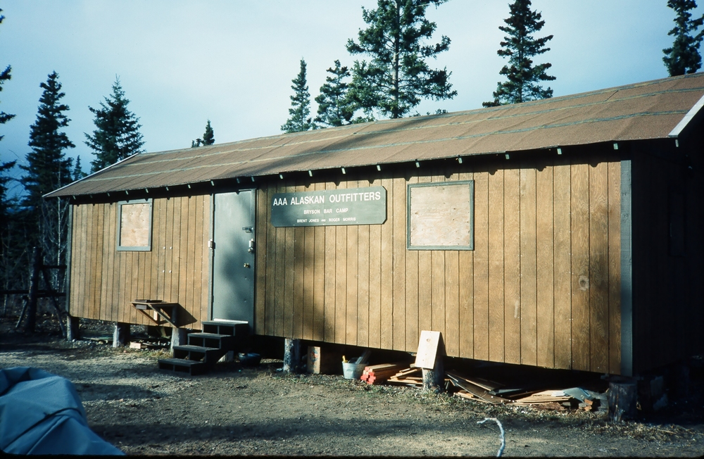 The Bryson Bar cabin after being renovated.