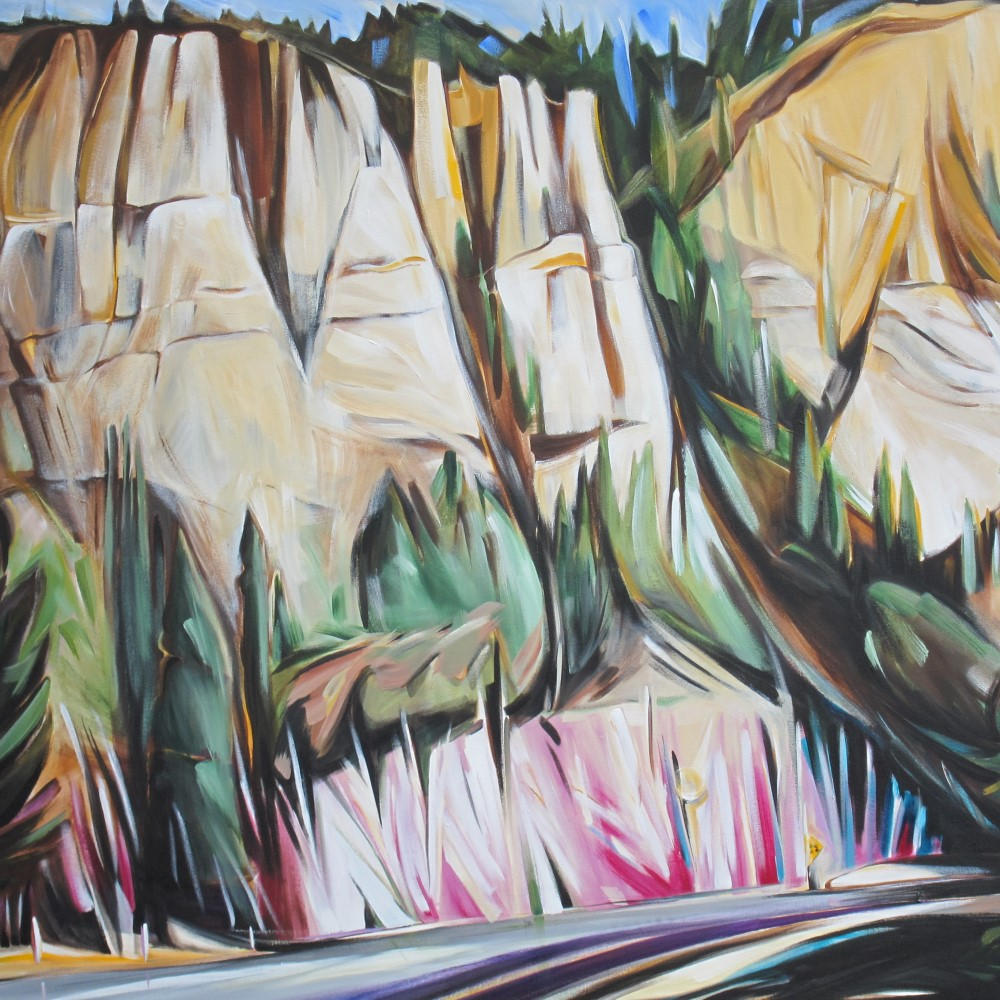 Mountains - Grand HooDoos #1 (Panorama Series)  54 X 54 AVAILABLE (1000 x 1000).jpg