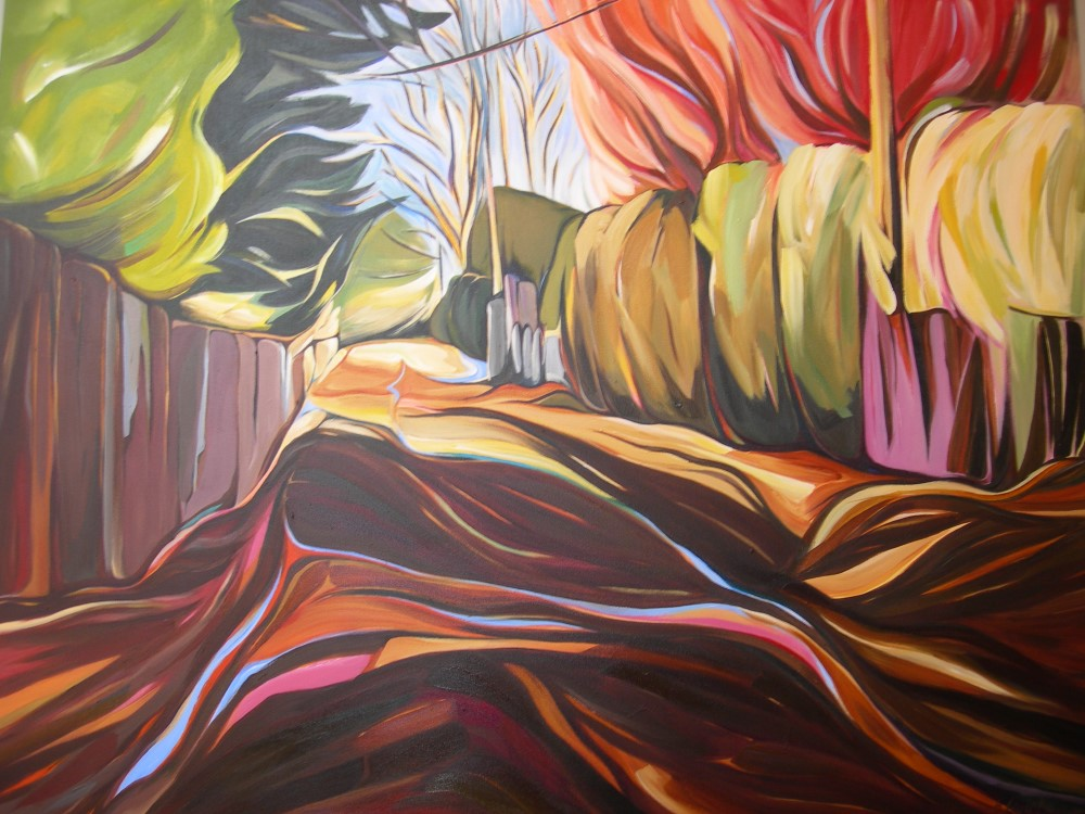 BC Gold Landscapes - Copper Beech  48 X 60  SOLD (1000 x 750).jpg