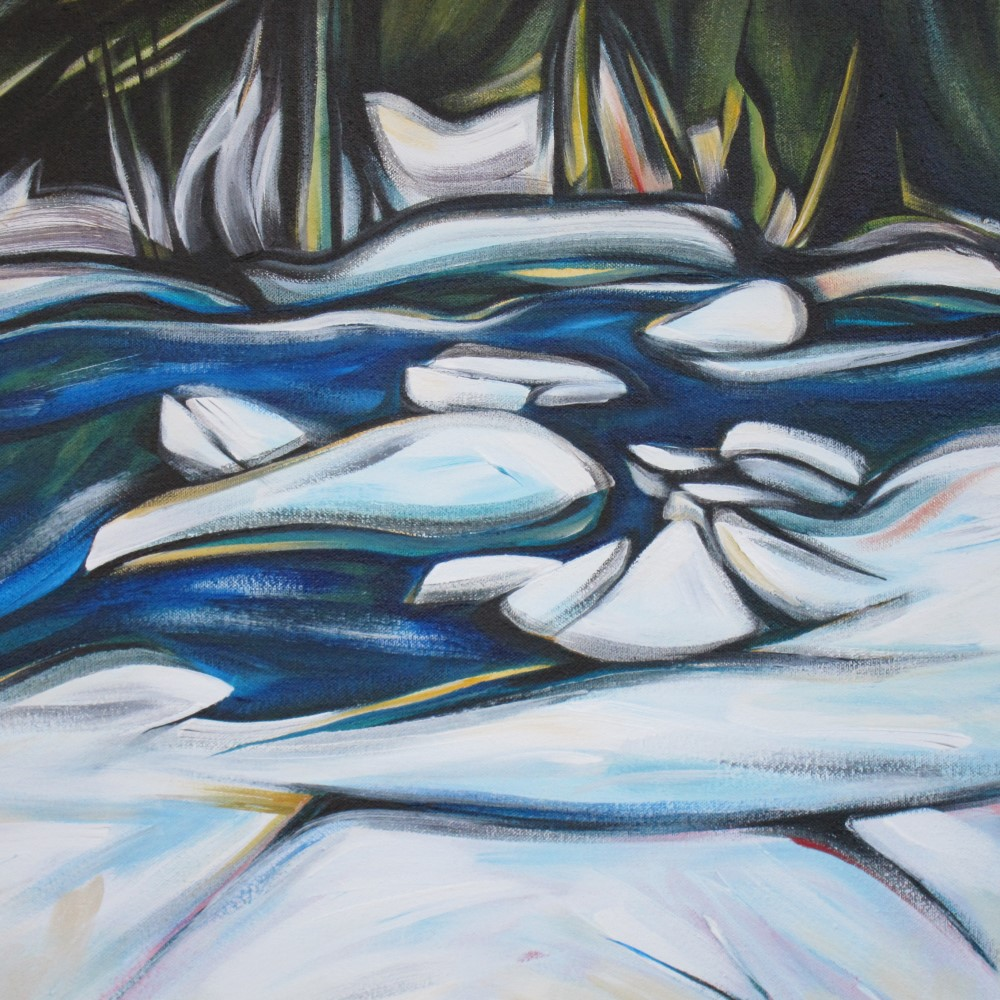 Winter Magic - Ice Flow 16 X 16  AVAILABLE (1000 x 1000).jpg