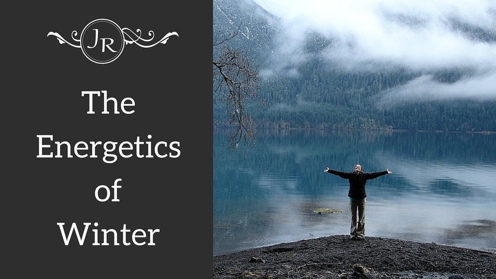energetics of winter