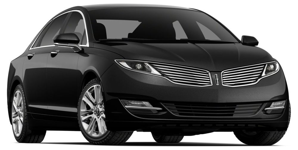 Luxury Sedan - Good for Airport rides and meetings around town in an executive style car.