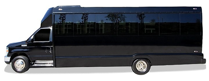 party bus rental Houston