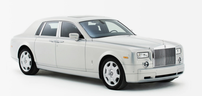 Rolls Royce Ghost - icorp transportation