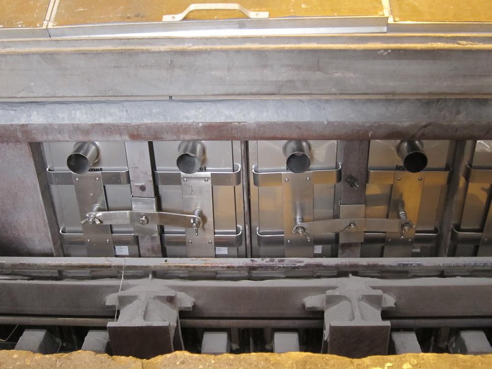 Ducting for EnPot Trimet's Essen Smelter