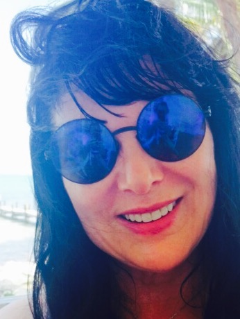ann wilson in the carribean