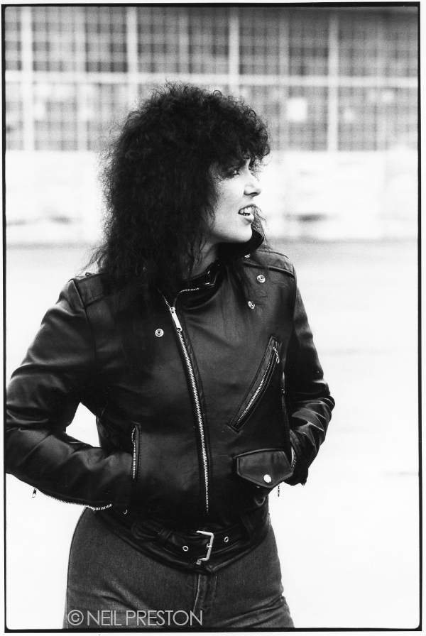 Ann Wilson of Heart Throwback photo