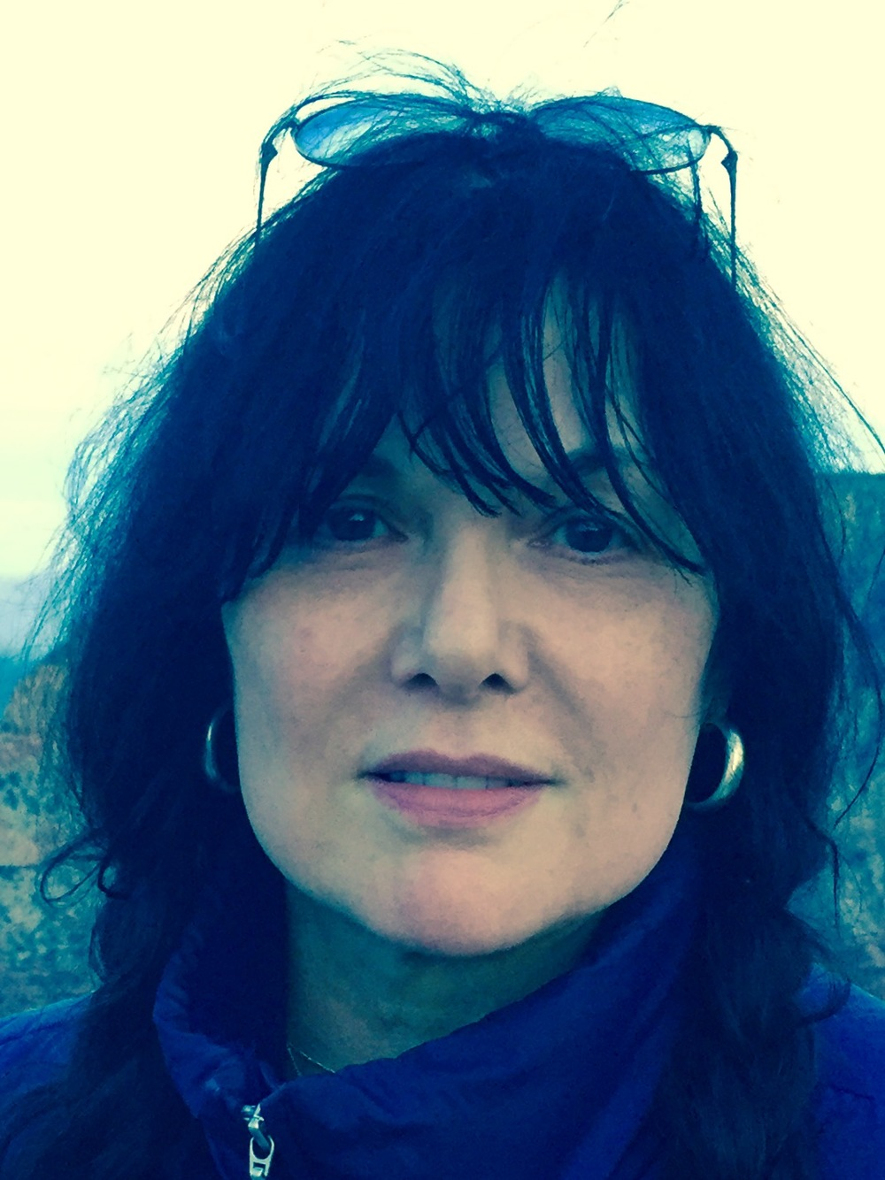 Ann Wilson at the Grand Canyon, Arizona