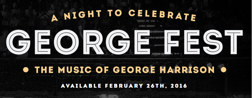 Georgefest A night to celebrate