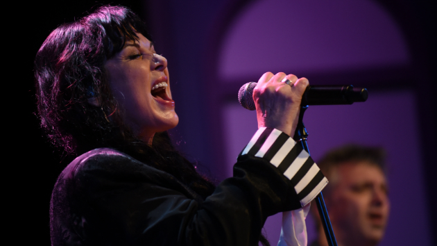 the ann wilson thing live
