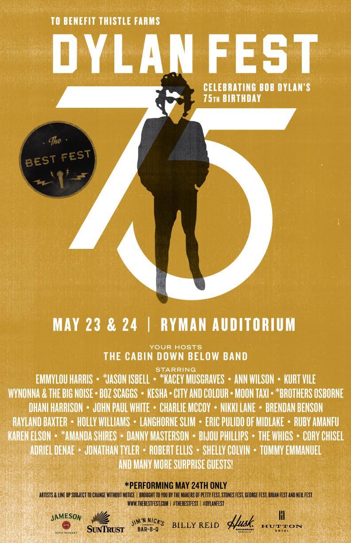 Dylan Fest 2016