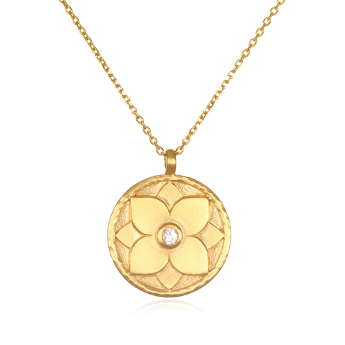 Ann satya infinite lotus necklace ann wilson of heart ann satya infinite lotus necklace aloadofball Gallery