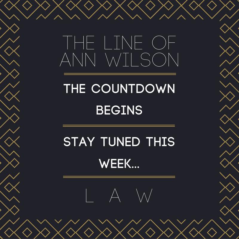 the line of ann wilson