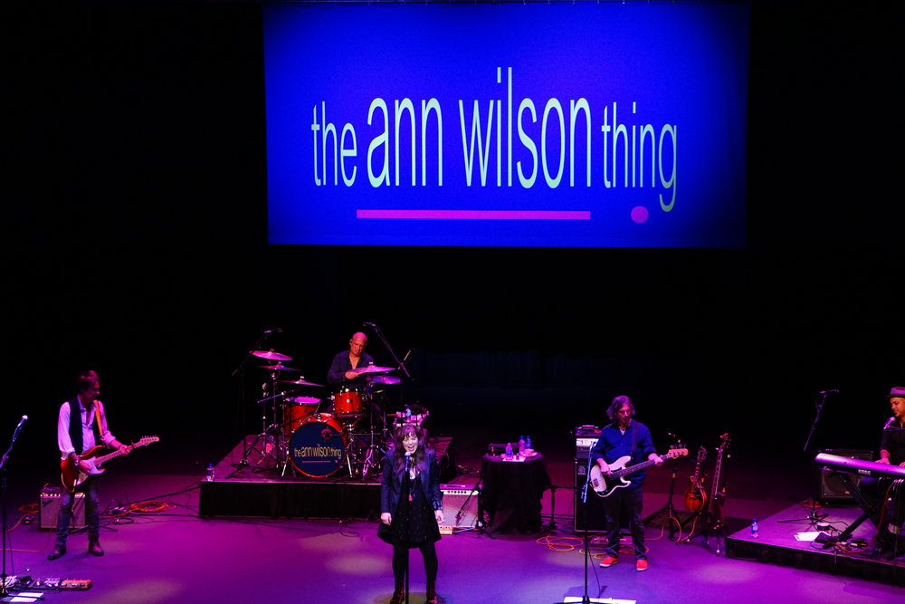 the ann wilson thing 2016