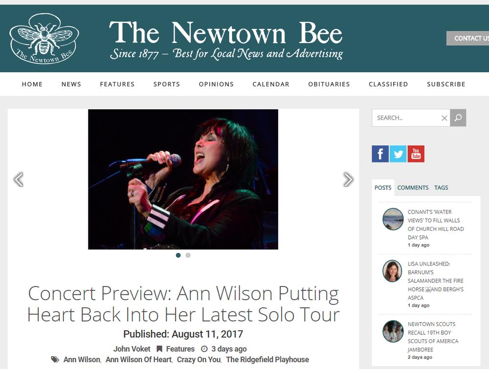 newtown bee CT