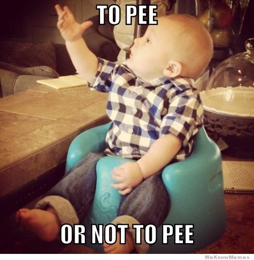 Tips to Pee Less