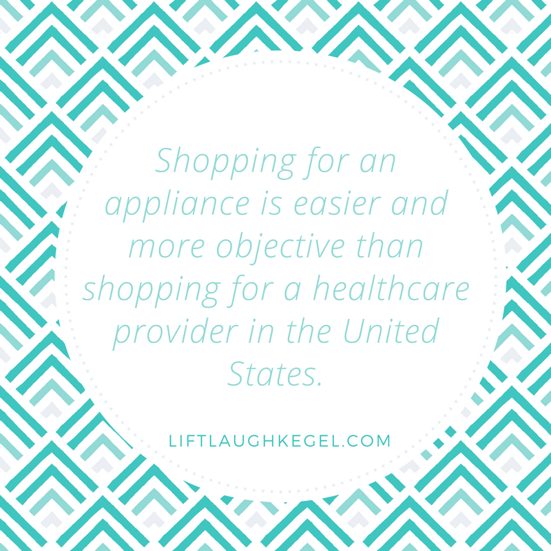 Appliances versus Healthcare_LiftLaughKegel