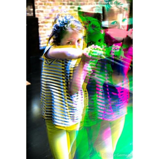 Lets make it our secret  #child #portrait #girl #colors