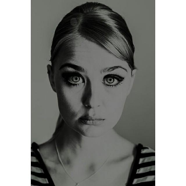 #twiggy and #brigittebardot inspired shoot  Model @laurxn_   MUA and hair @janetdoman   #bnw #monochrome
