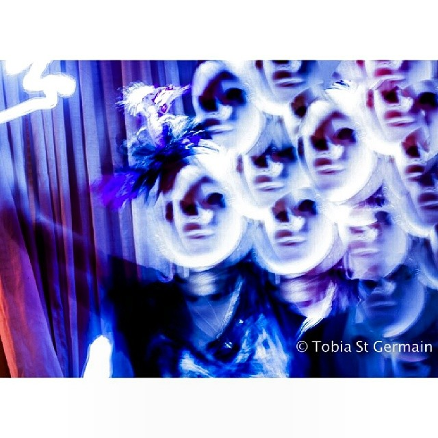 You failed on your Promise  #girl #mask #faces #masquerade #lightpainting #night #photography