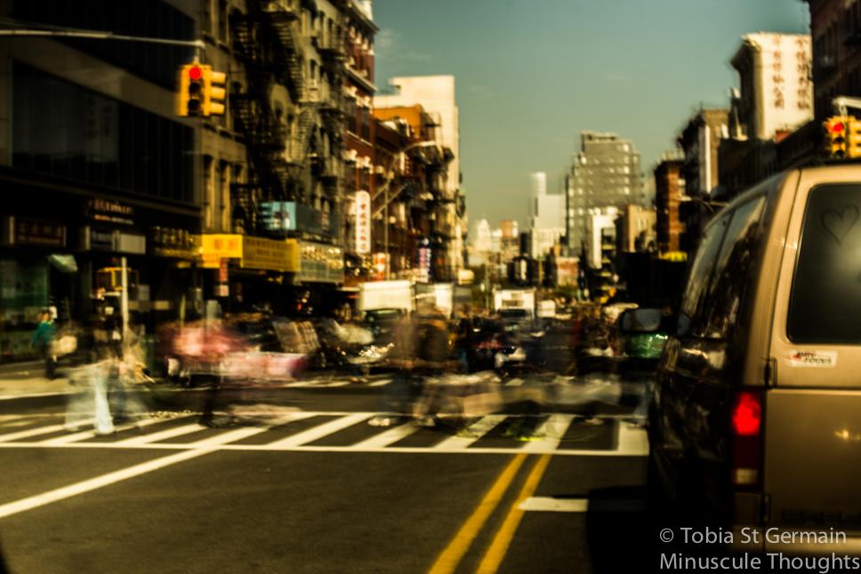I watch them Run – Tobia St Germain