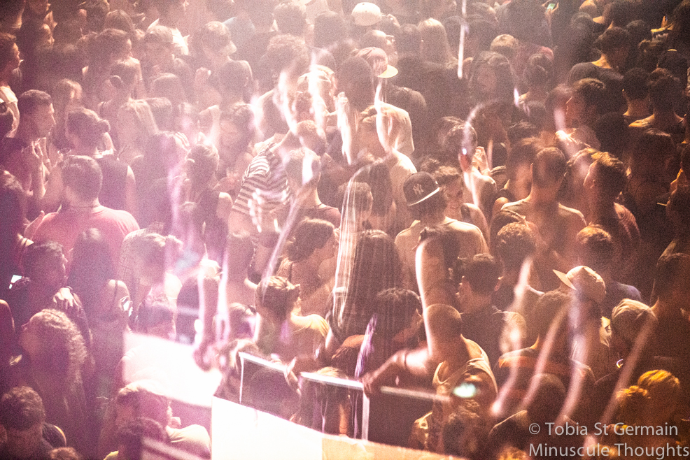 What a Crowd – Tobia St Germain