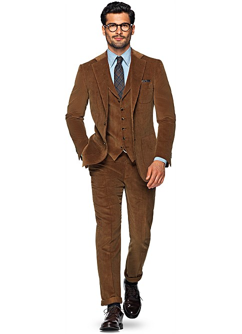 Suit Supply: $600