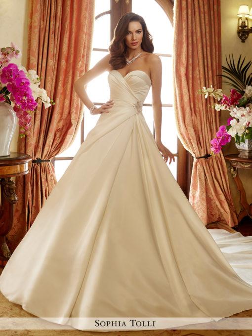 Sophia Tolli | Curvy Rose | Atlanta, GA | plus size bridal store