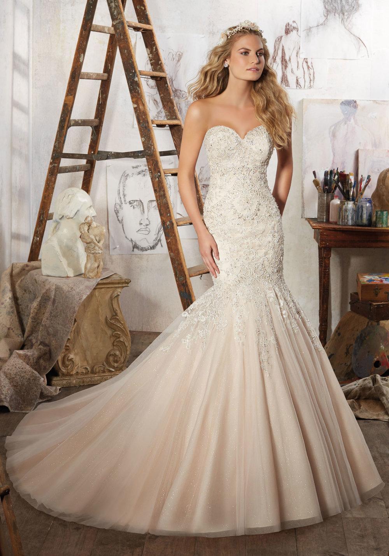 MoriLee | Atlanta, GA | plus size bridal store | Curvy Rose