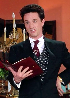 (Martin Short as Franck in Father of the Bride [1991])
