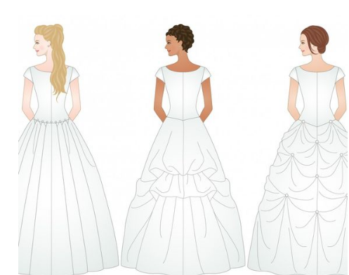 Finding the Right Bustle Type