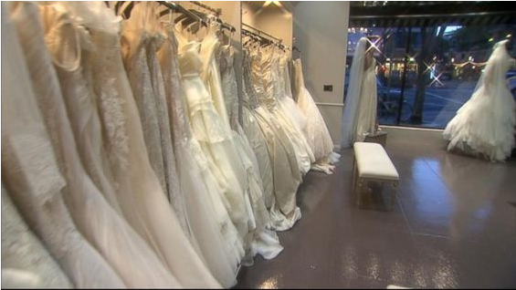 authorized bridal salon Curvy Rose Atlanta GA