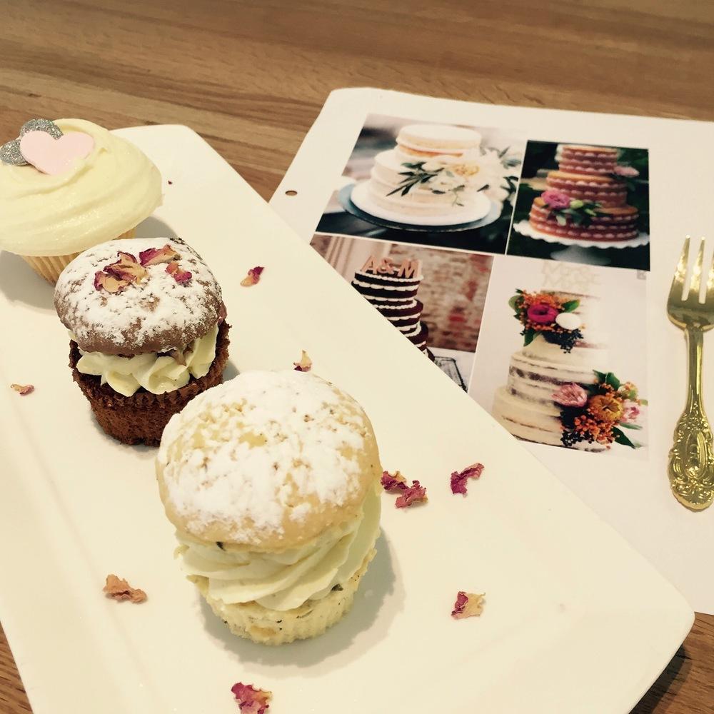 Vanilla Pod wedding cake tasting.JPG
