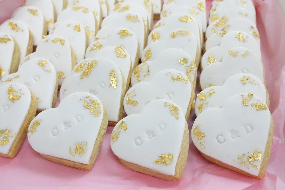 Vanilla Pod wedding biscuits.JPG