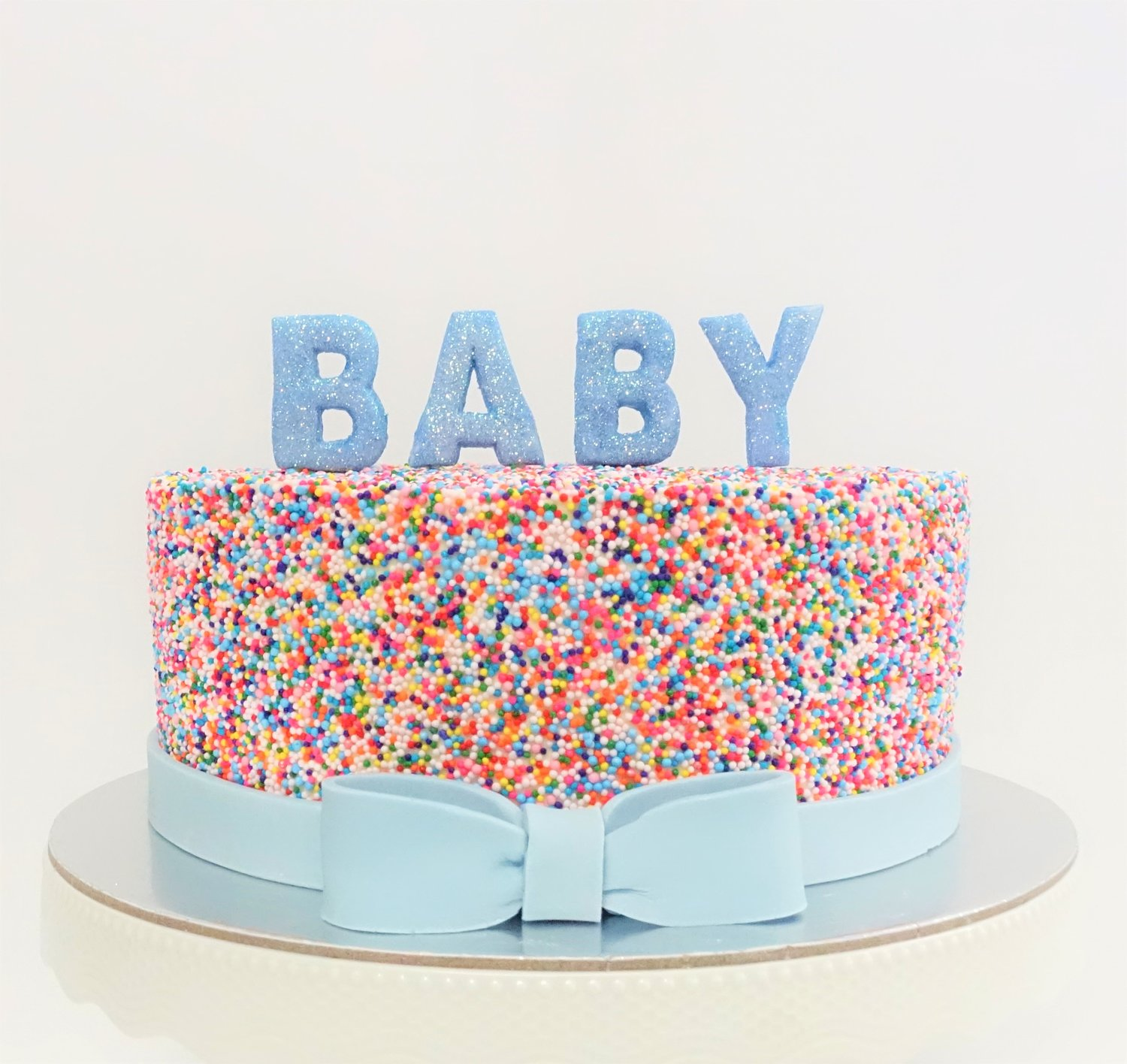 New Blue One For The Online Shop BELVEDERE HOTEL WOODY POINT Last Sundy 1 Sprinkle BABY Cake