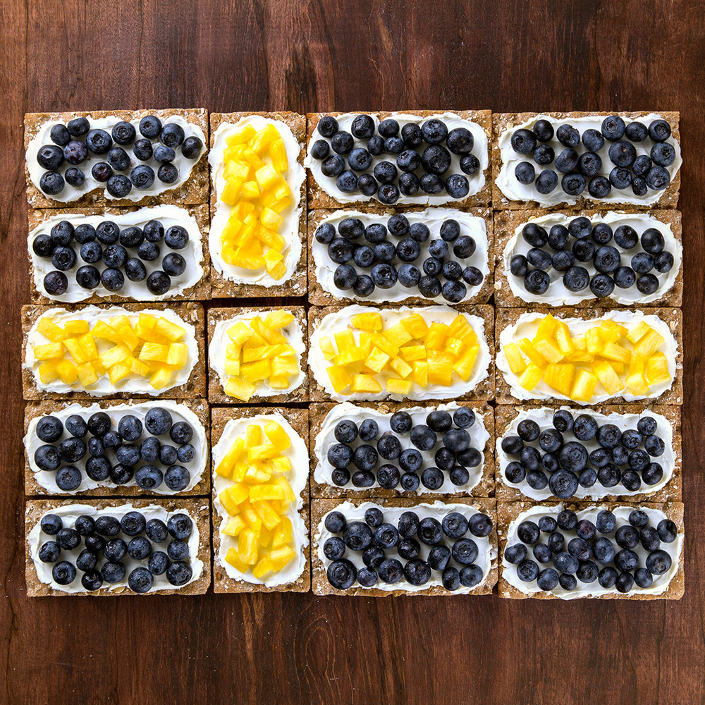 WASA: The Swedish Cracker - THE ASKBring in new fans by showing the versatility of the product and the fun attitude of the company itself.THE IDEAI created delicious recipes and researched fun Swedish facts to share through a series of posts.