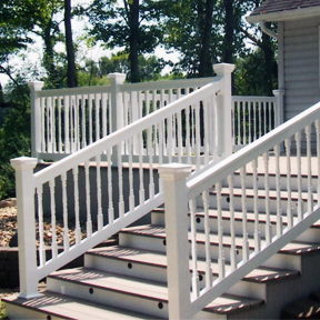 IF&R Deck & Railings