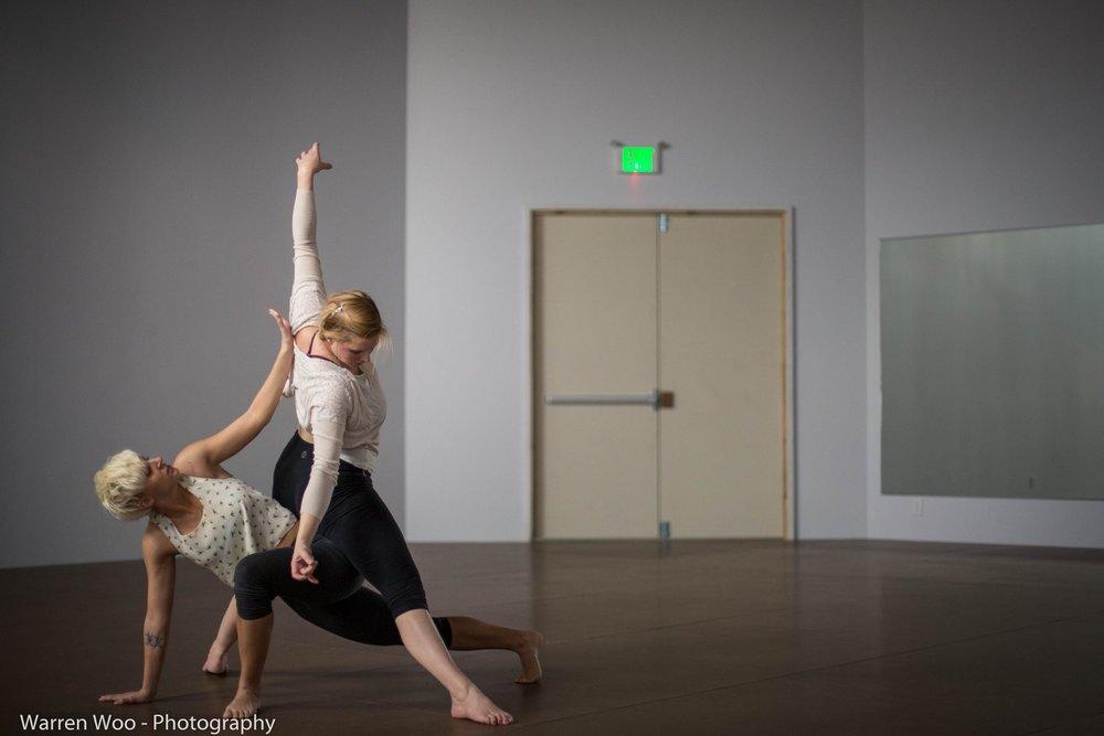 Dance Happening  Photo by Warren Woo