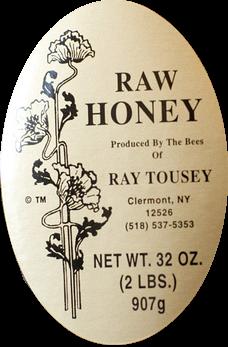 Ray Tousey Honey