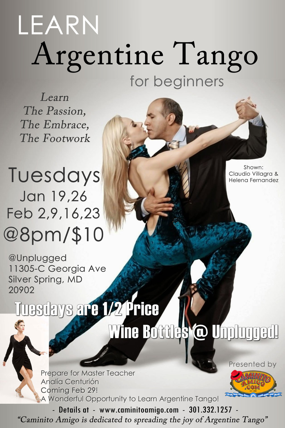 Tango in Surrey: LOOKING FOR TANGO CLASSES IN SURREY ...