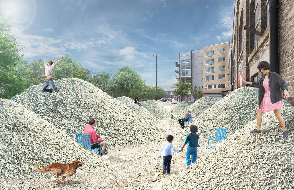 Cool Dunes by Matt Hagen + Brydgett Lewicki