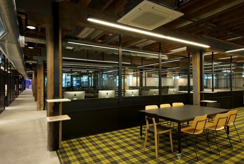 OVERVIEW This New Fitout For Think Education
