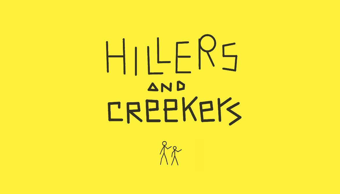 Hillers and Creekers