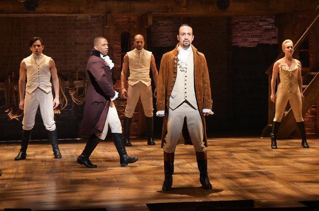 Billboard - Watch 'Hamilton' Song Performed in 14 Celebrity Impressions: Adam Sandler, JFK & More