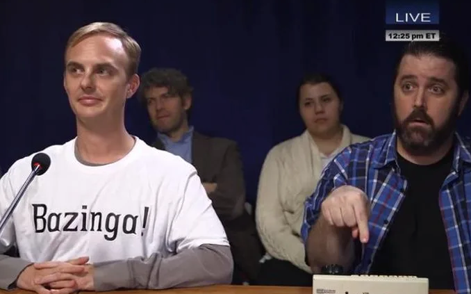 AV Club - Here's what a Congressional hearing on The Big Bang Theory might look like