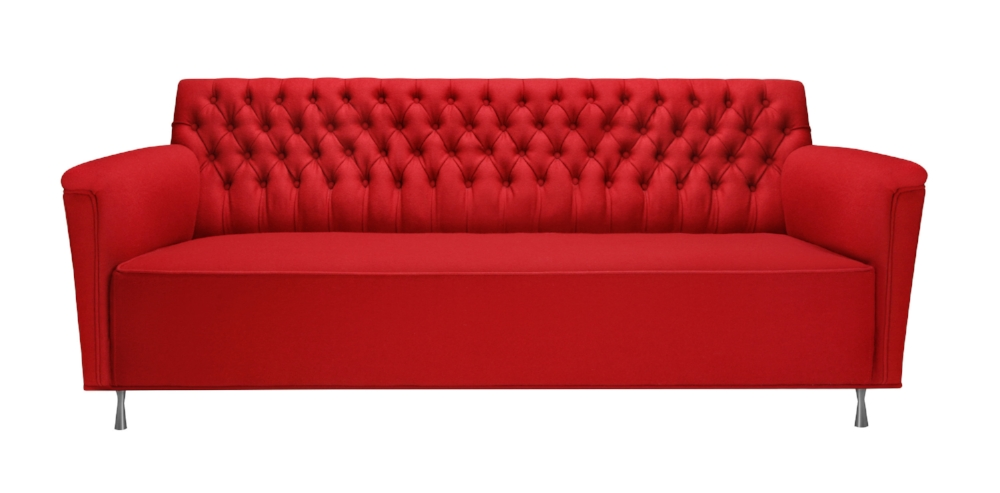 Orange Cleo Non-Toxic Couch with Rivets.jpg