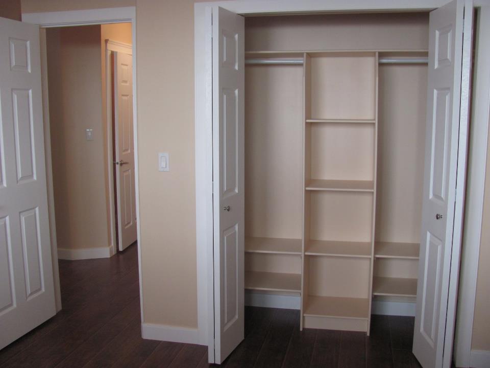 Apartment, Closet After