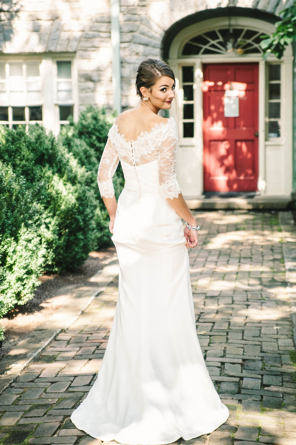 Cheekwood Art & Garden wedding, Nashville, TN