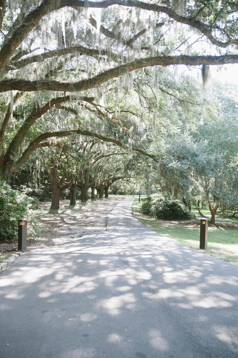 Legare Waring House at Charlestowne Landing in Charleston, SC